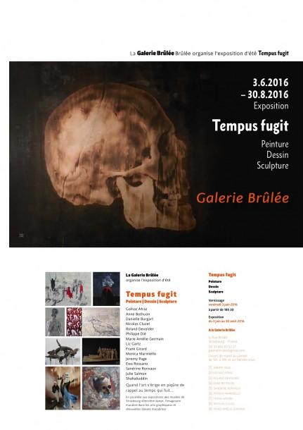 "Groupe Exhibition "" Tempus fugit"""